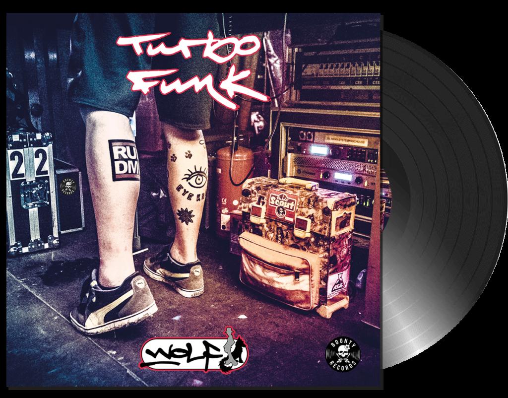 Der Wolf Turbofunk Album